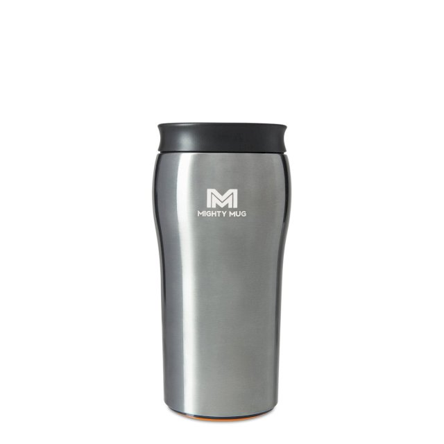 Mighty Mug Solo Alloy Stainless Steel - Black Pearl