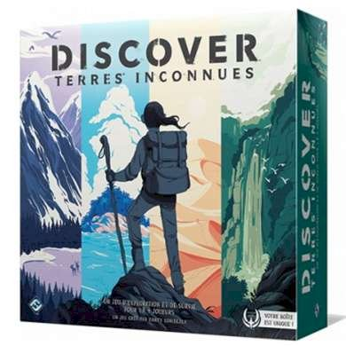 Discover : Terres Inconnues