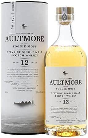 Aultmore Speyside Whisky 12 Ans 70 cl