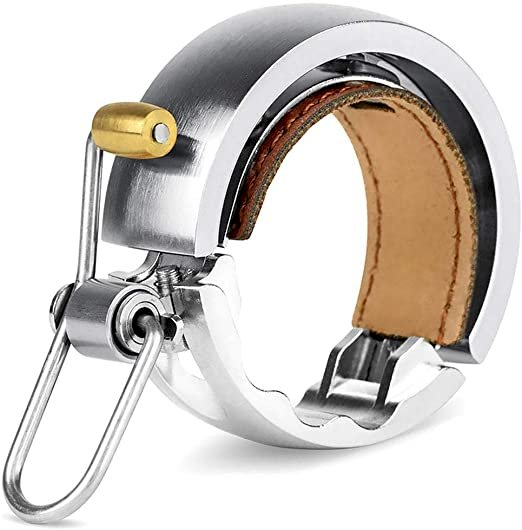 Knog Oi Bell Luxe Small Sonnette Mixte Adulte, Polish Silver, FR : S (Taille Fabricant : S) : Amazon.fr: Sports et Loisirs