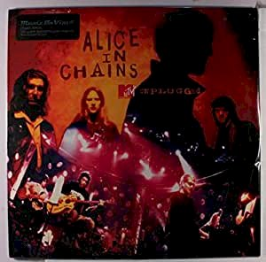 mtv unplugged LP: ALICE IN CHAINS